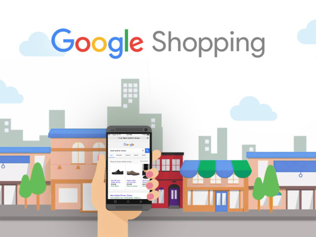 Online Search Engine shopping